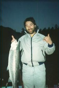 Winter Steelhead guided fishing trips in southwestern Oregon on the Rogue River